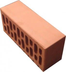 Керамический красный утолщенный кирпич в Белебей