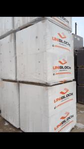 Газобетон uniblock Челны