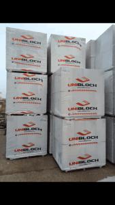 купить газобетон uniblock в Альметьевске